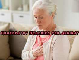Homeopathy Remedies for Angina?