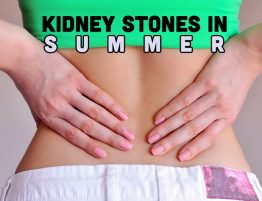 Kidney Stones in Summer