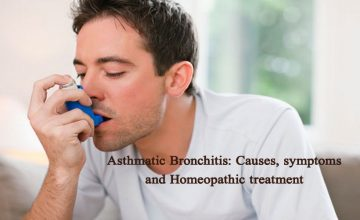 Asthmatic Bronchitis: Causes, Symptoms and Homeopathic treatment