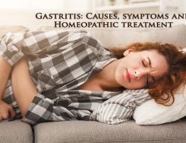 Gastritis: Causes, Symptoms and Homeopathic treatment